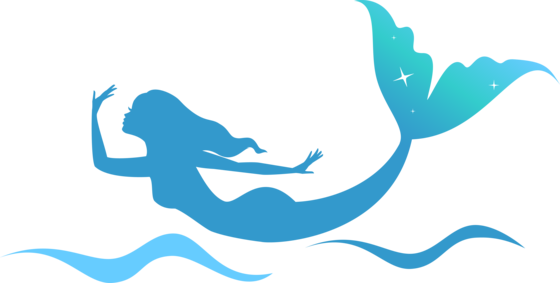 Mermaid tail clip art clipart images gallery for free.
