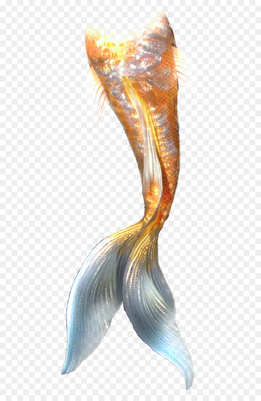 Ariel Mermaid Tail Rusalka.