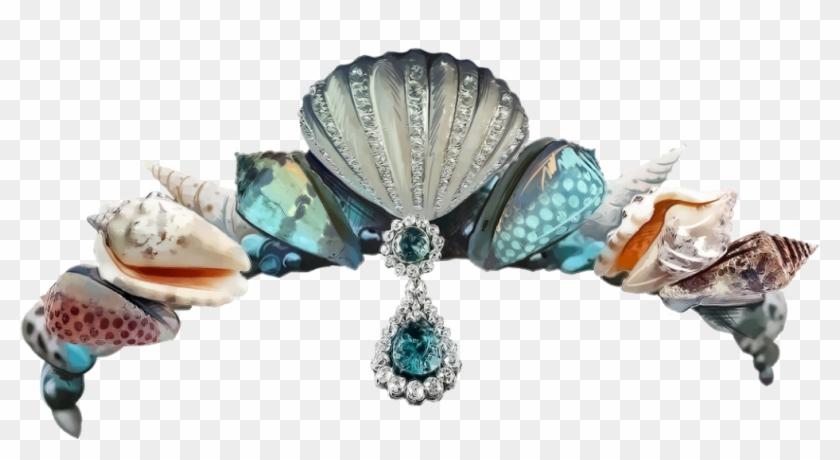 Mermaid Crown Clipart.