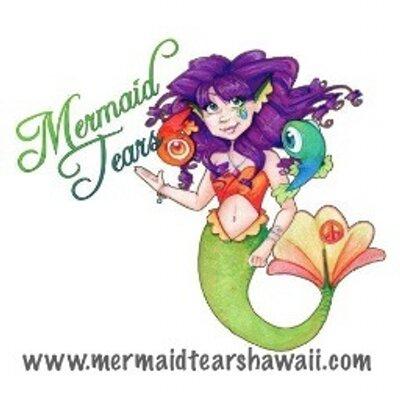 Mermaid Tears Hawaii (@mermaidtearsHI).