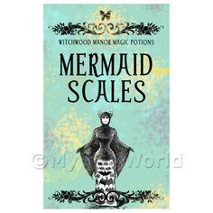 Afbeeldingsresultaat voor mermaid tears label.
