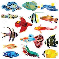 Google Images Clip Art free of fish.