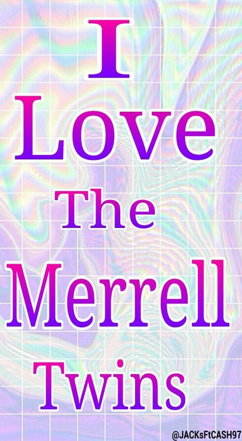 Merrell Twins uploaded by @JACKsFtCASH97 on We Heart It.