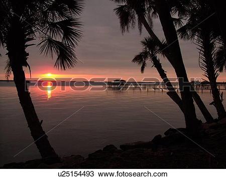 Stock Photo of Titusville, Merritt Island, FL, Florida, Indian.