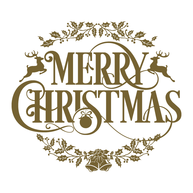 Merry Christmas Text Png 2019 With Images.