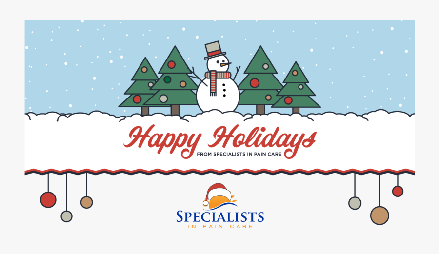Merry Christmas And Happy Holidays From Specialists.