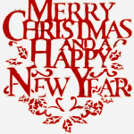 christmas 2016 clipart best merry christmas and happy new year.