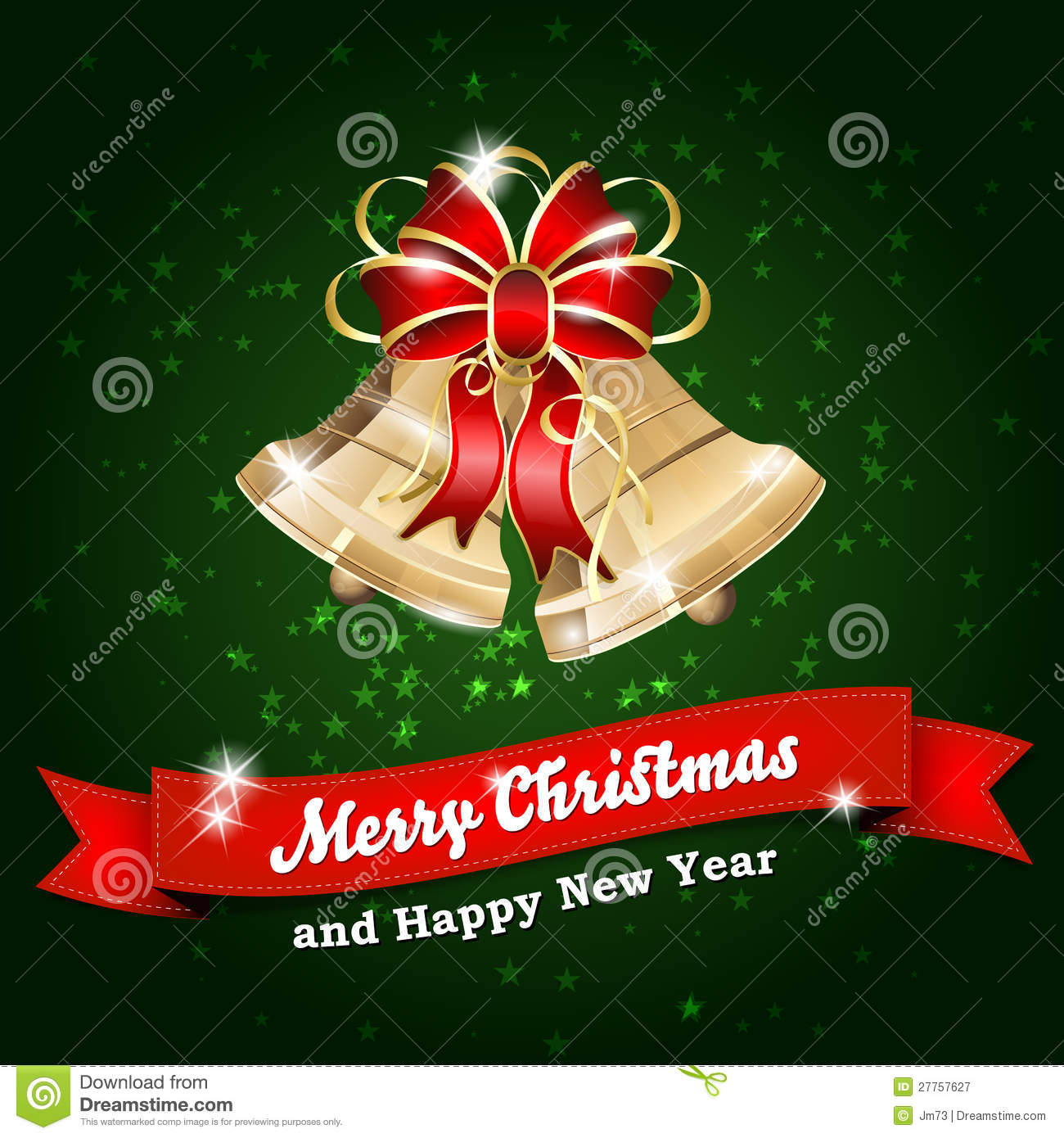 Merry Christmas And Happy New Year Background Royalty Free Stock.