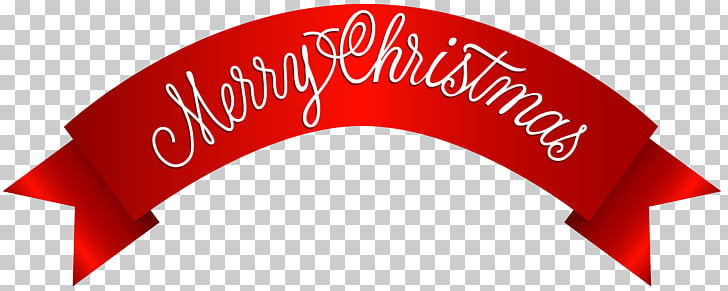 Christmas Banner , Merry Christmas Banner PNG clipart.
