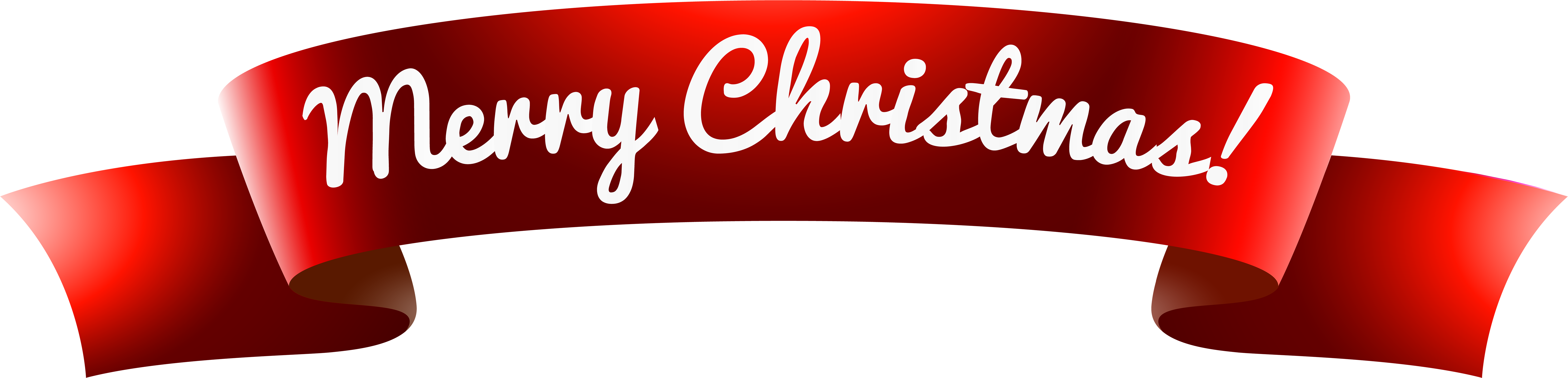 HD Merry Christmas Banner Clipart Banner Merry Christmas.