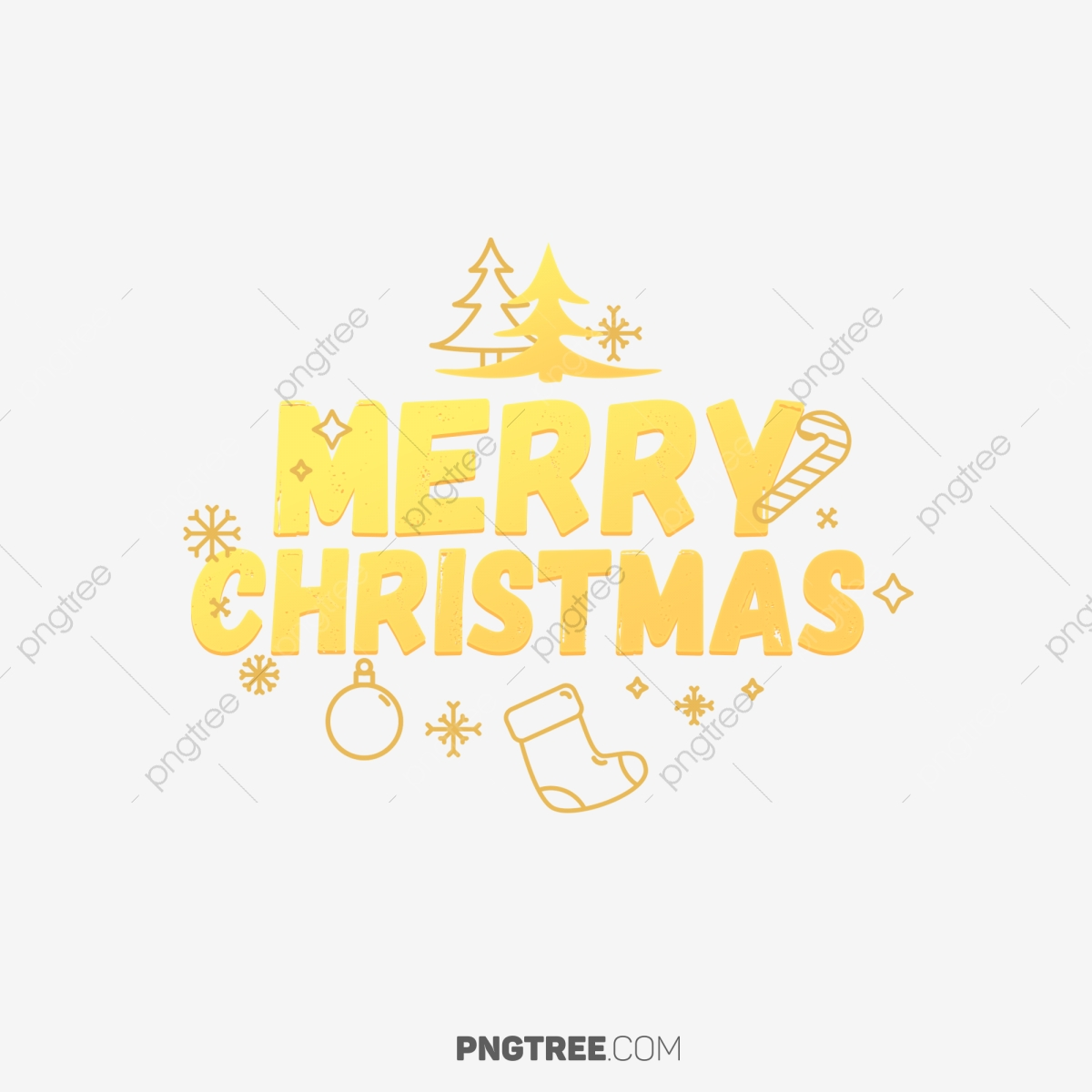 Merry Christmas Banner Transparent Design, Christmas, Eve.