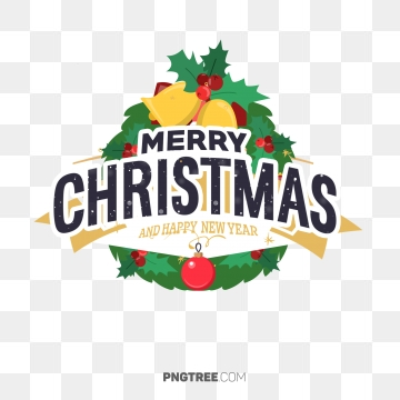 Merry Christmas Banner PNG Images.