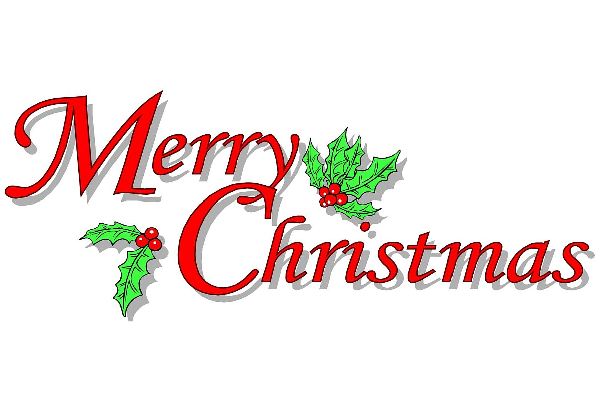 Free download Mickey Christmas Clip Art Merry christmas.