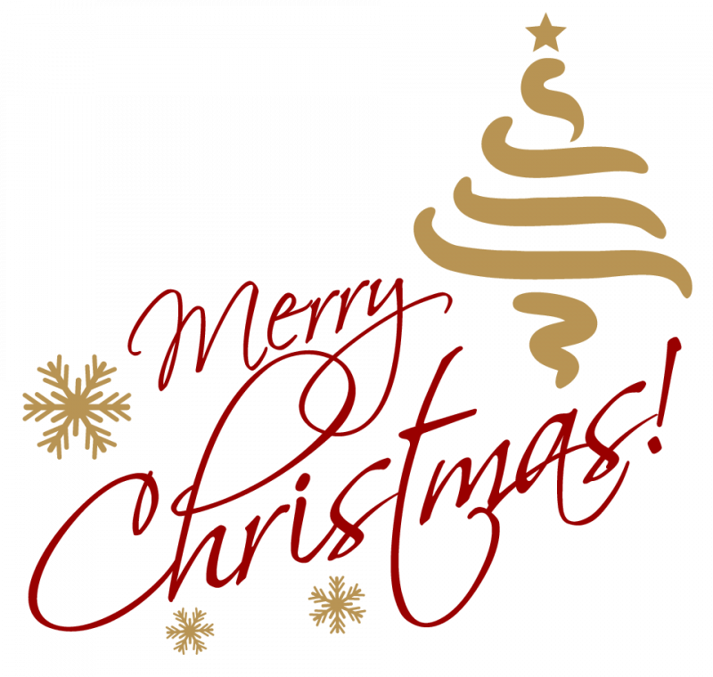 Free Merry Christmas Transparent, Download Free Clip Art.