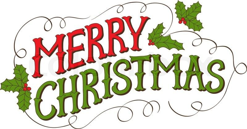 Merry Christmas Sign Stock Photo Image Of Xmas Sparkle.