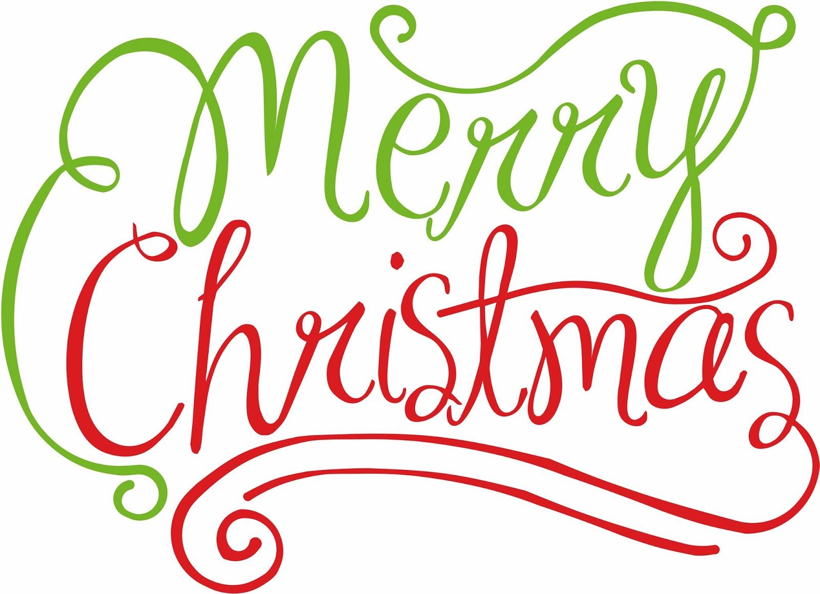 Merry Christmas SVG Cut File.