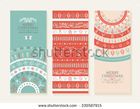 Vector Images, Illustrations and Cliparts: Merry christmas happy.