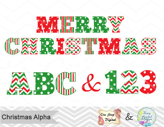 Free Christmas Alphabet Cliparts, Download Free Clip Art.