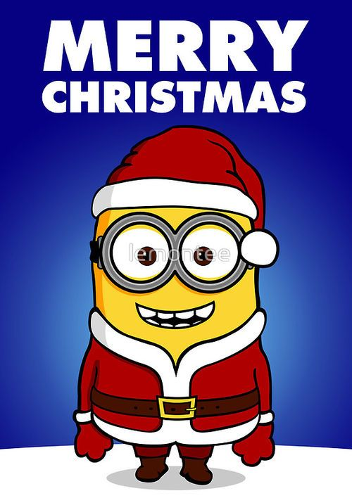 1000+ ideas about Merry Christmas Minions on Pinterest.