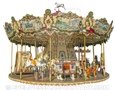 Carousel Or Merry.