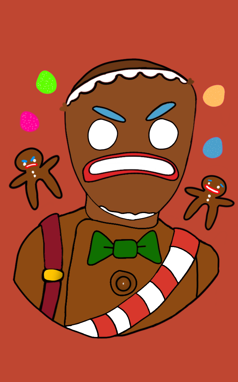 My first Merry Marauder drawing, not my best but i thought i.