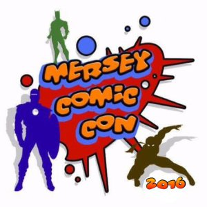 Mersey ComicCon 2016.