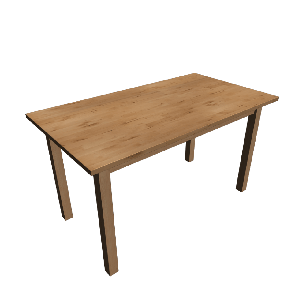 Ikea Norden Table transparent PNG.