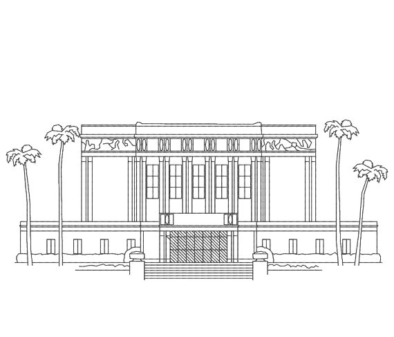 Temple, Architecture, Product, Line, Design, Drawing.