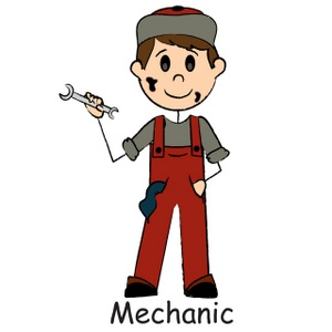 Mechanic Clip Art Free.