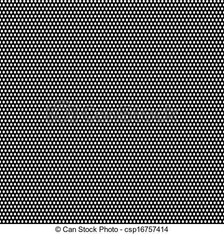 Vector Clip Art of Vector seamless mesh.