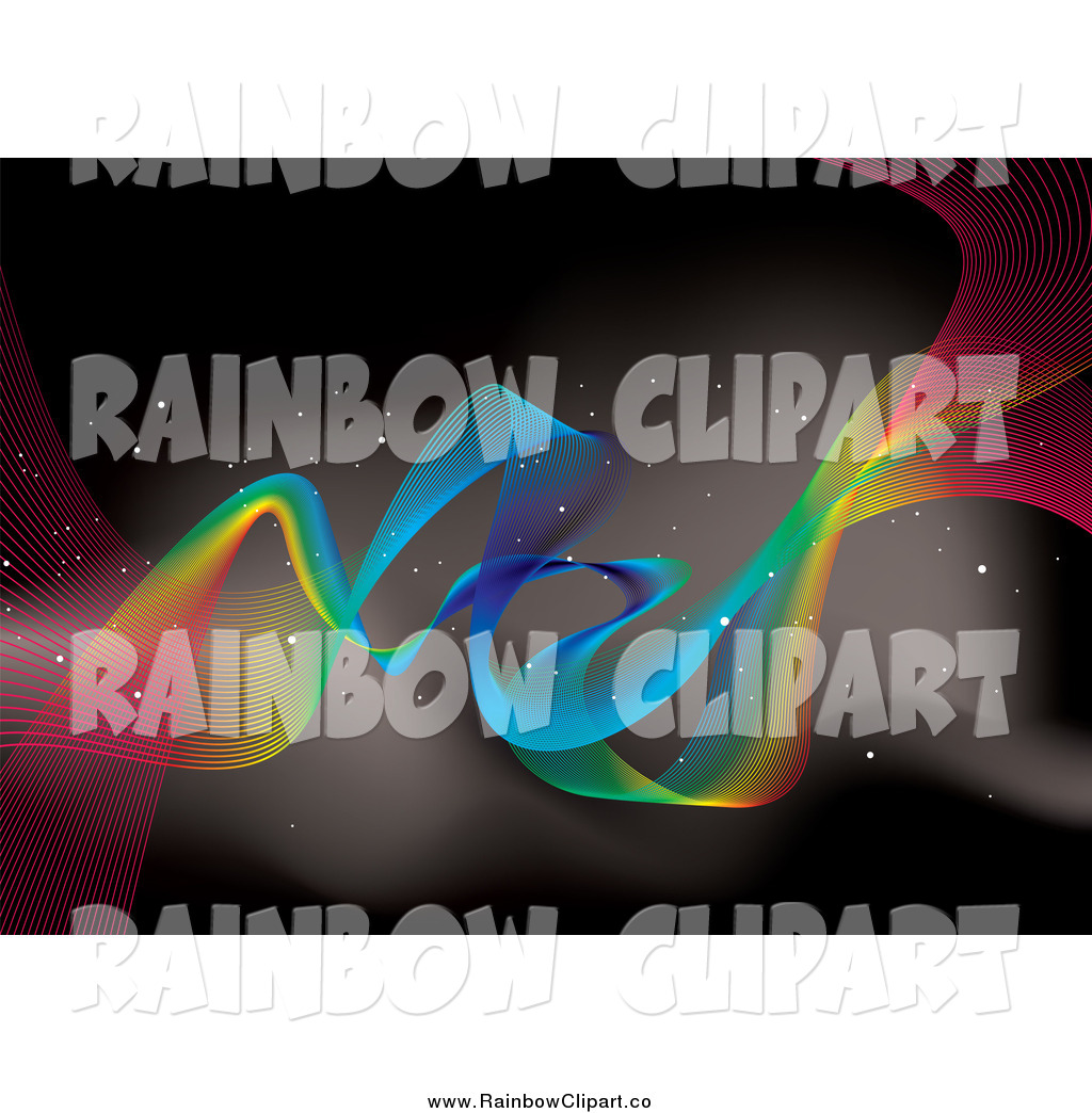 Royalty Free Flow Stock Rainbow Designs.