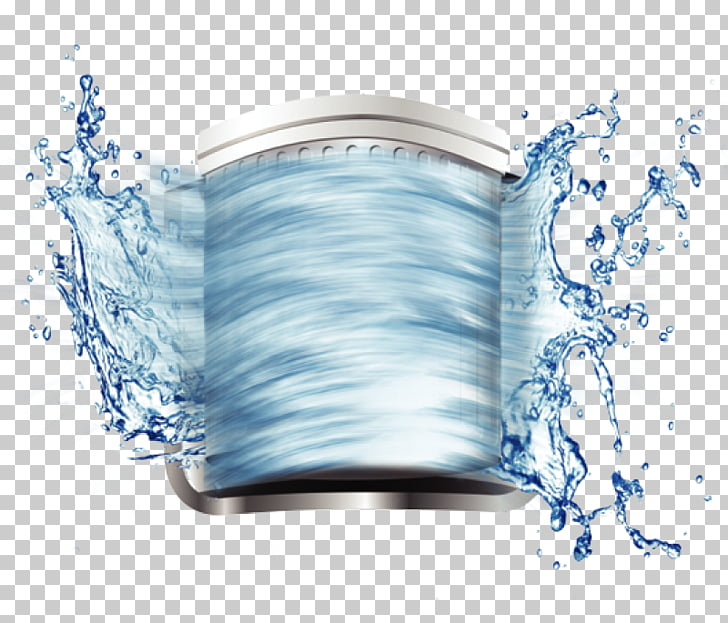Washing Machines Technology Blue, mesin cuci PNG clipart.