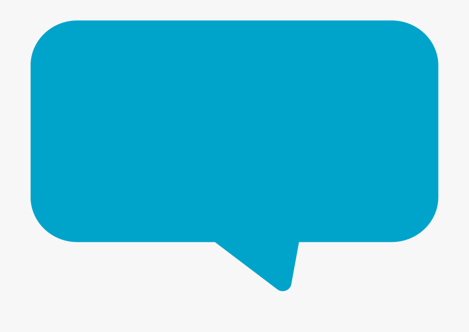 Text Message Bubble Png #1536239.