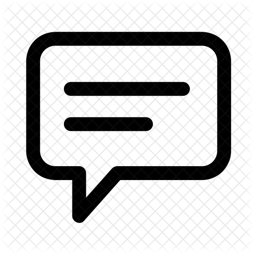 Message Icon.