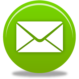 Light Green Message Token Icon, PNG ClipArt Image.
