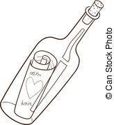 Message bottle Vector Clip Art Illustrations. 1,610 Message bottle.