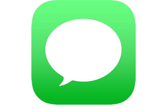 Text Message Logo.