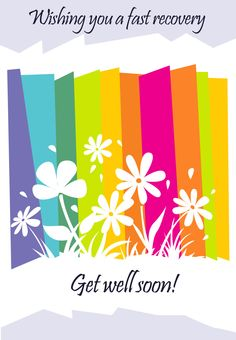 Get Well Cards.