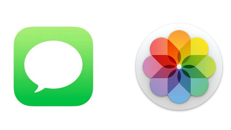 How to save iMessage photos to iPhone camera roll.