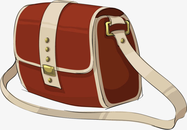 Shoulder bag clipart 2 » Clipart Station.