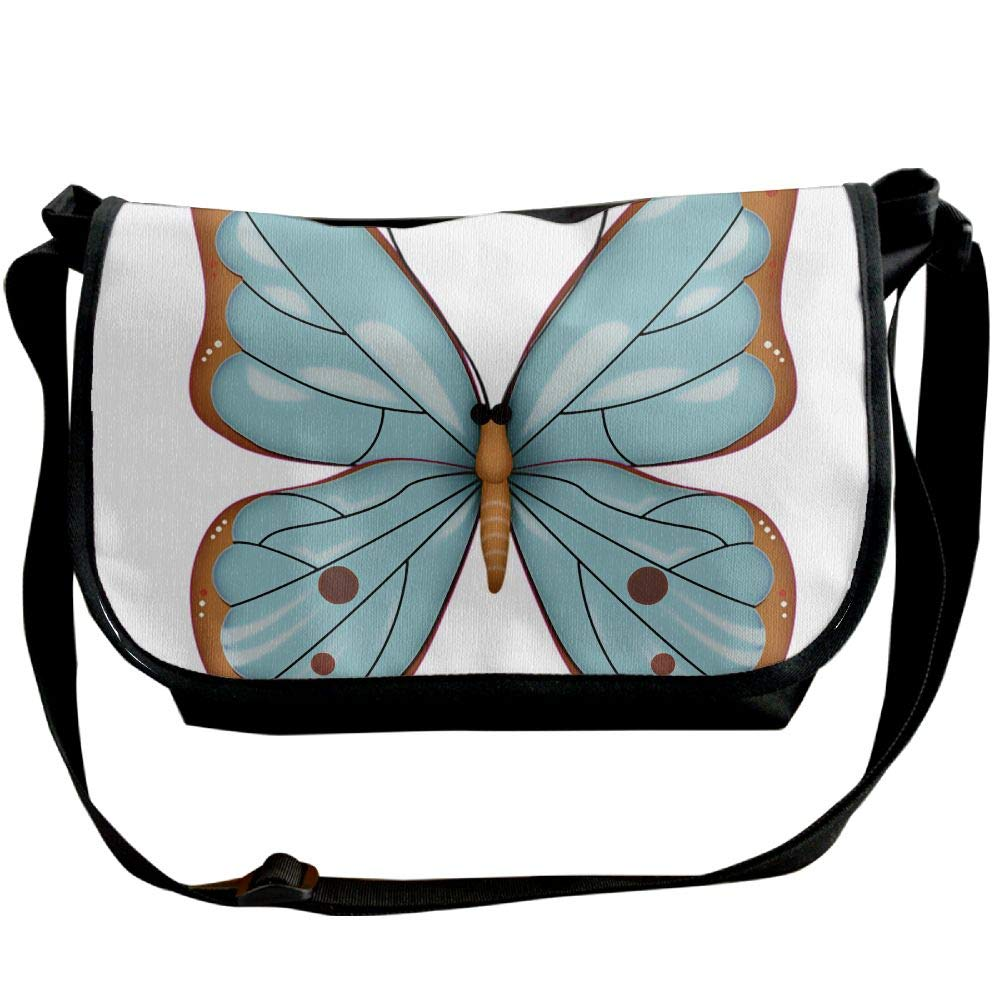 Amazon.com: Monarch Butterfly Clipart Womens Crossbody Bag.