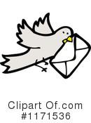 Messenger Bird Clipart #1.