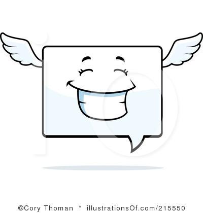 Messenger clipart.