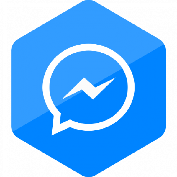 Facebook Messenger Icon Png Images Png Transparent Vector.