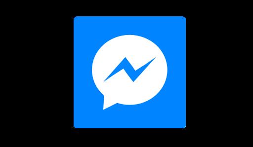 Facebook, facebook messenger, lite, logo, messenger.