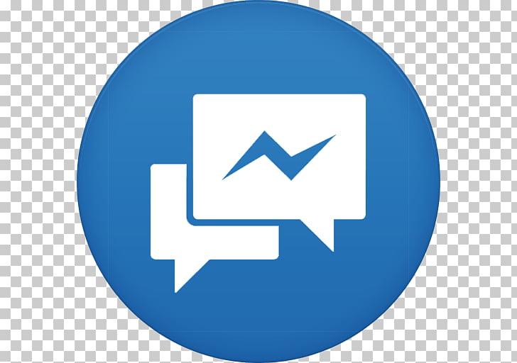 Circle Messenger Icon, Messenger logo PNG clipart.