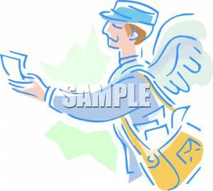 Angel Messenger.