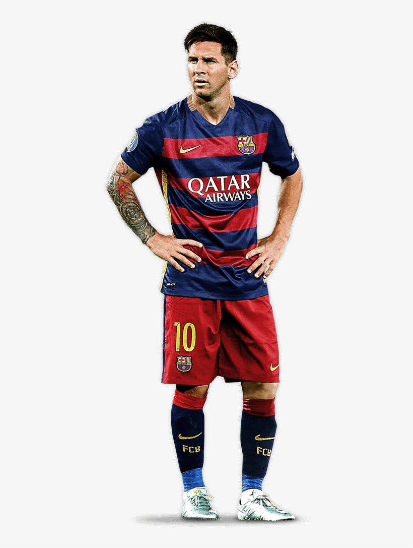 Messi 2016 PNG Images.