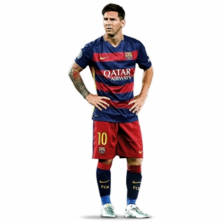 Messi PNG Images.