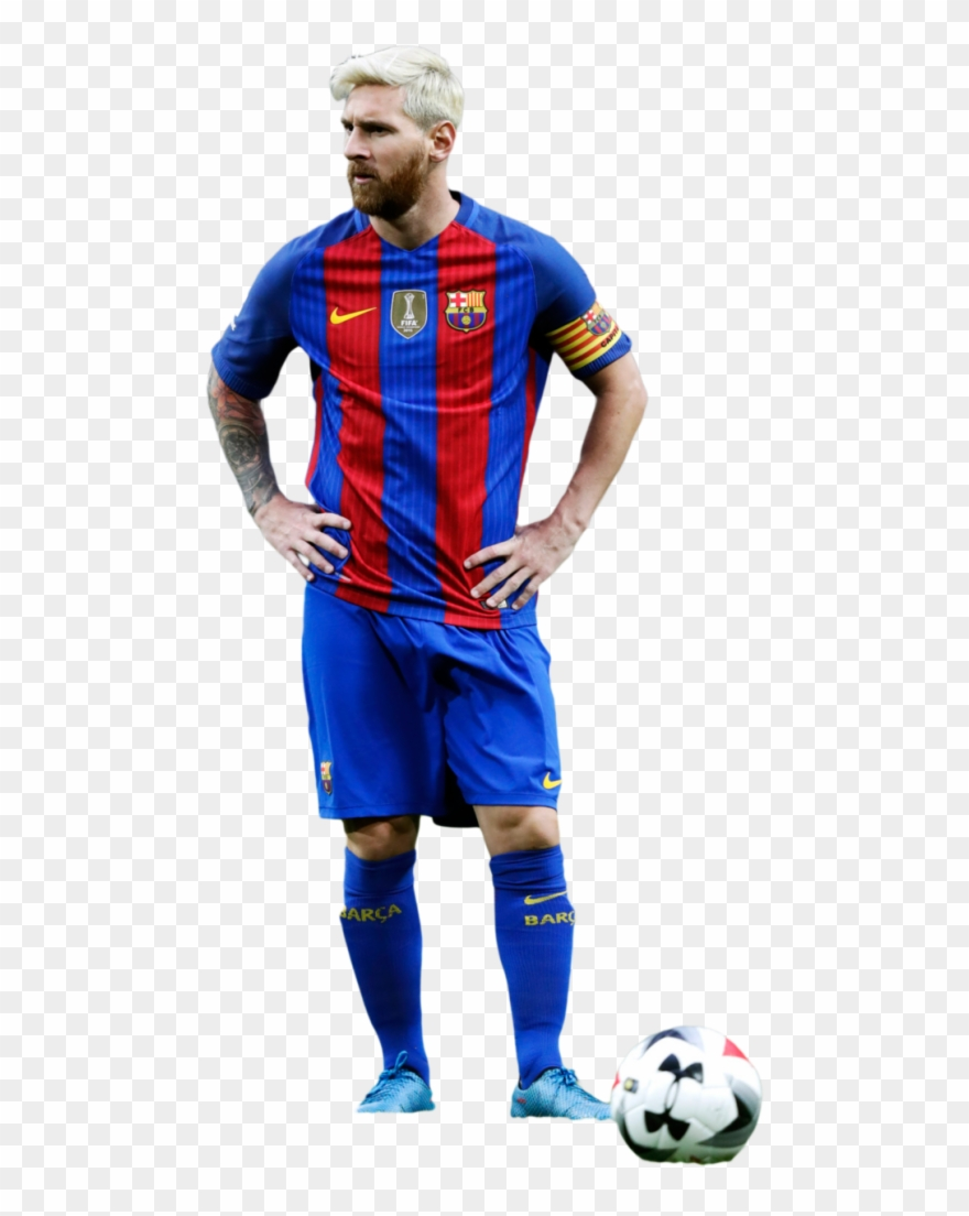 Messi Barcelona Png.